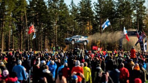 Fotos Rally Finlandia 2021