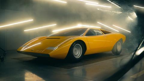 Lamborghini Cpuntach LP500 2021