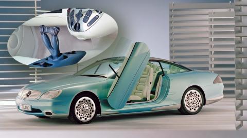 Mercedes F200