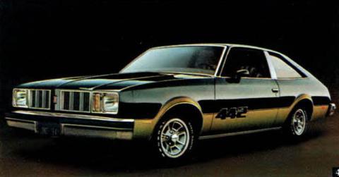 Oldsmobile 442 (1978-1979)