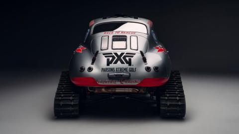 Porsche 356A de Valkyrie Racing