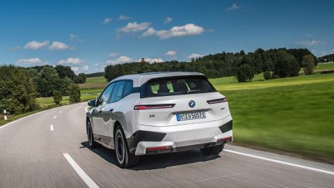 Prueba del BMW iX 50 xDrive 2022