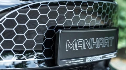 Tesla Model 3 de Manhart (TM3 720)