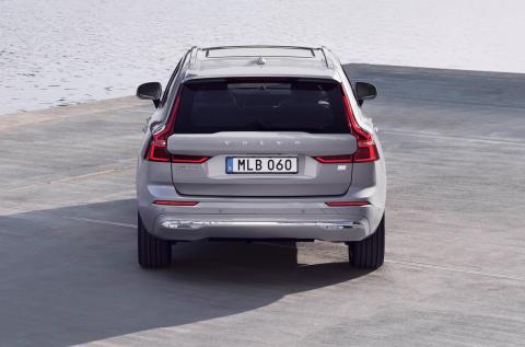 Volvo XC60 prueba