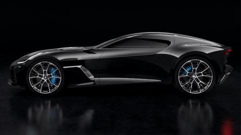 Prototipos Bugatti