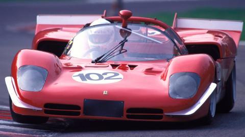 Ferrari 512 S, 1