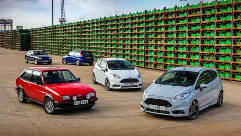 Los Ford Fiesta más rápidos