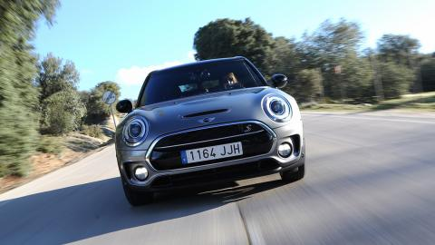 Mini Clubman Cooper S, frontal