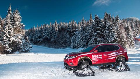 Nissan X-Trail Warrior