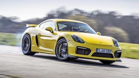 Porsche Cayman GT4: puede que no necesites nada más