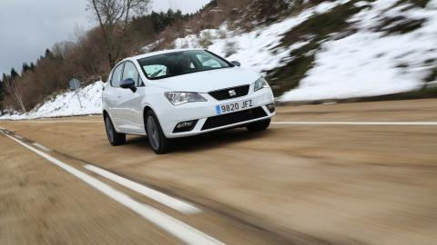 Seat Ibiza EcoTSI Connect, dinámica