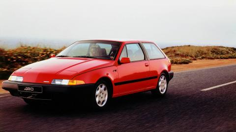 Volvo 480 ES 30 aniversario portada