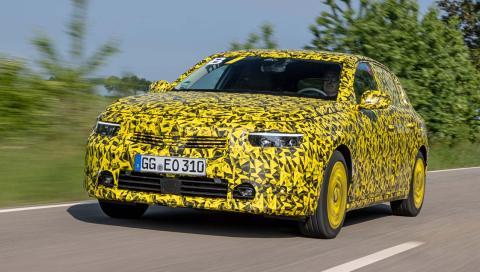Galería Opel Astra 2021