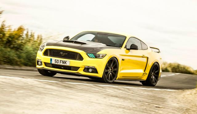 Ford Mustang CS700 (I)