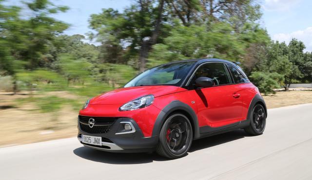 Prueba Opel Adam Rocks S (IV)