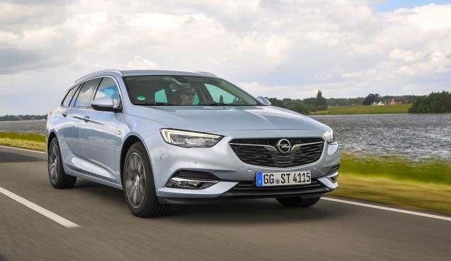 Opel Insignia Sports Tourer (I)