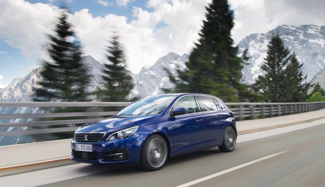 Prueba Peugeot 308 2017