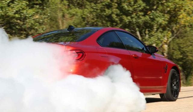 BMW M4 Pack Competición con 450 CV