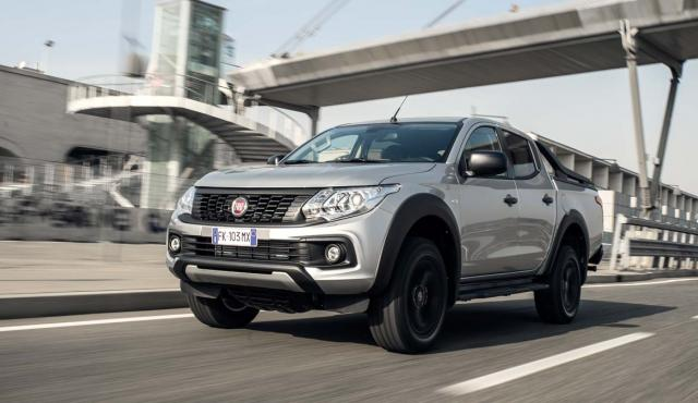 Prueba Fiat Fullback Cross pick-up suv 4x4 todoterreno