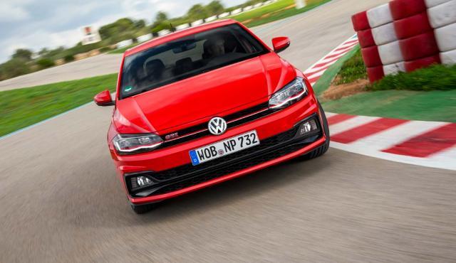 Prueba Volkswagen Polo GTI 2017 compacto deportivo circuito