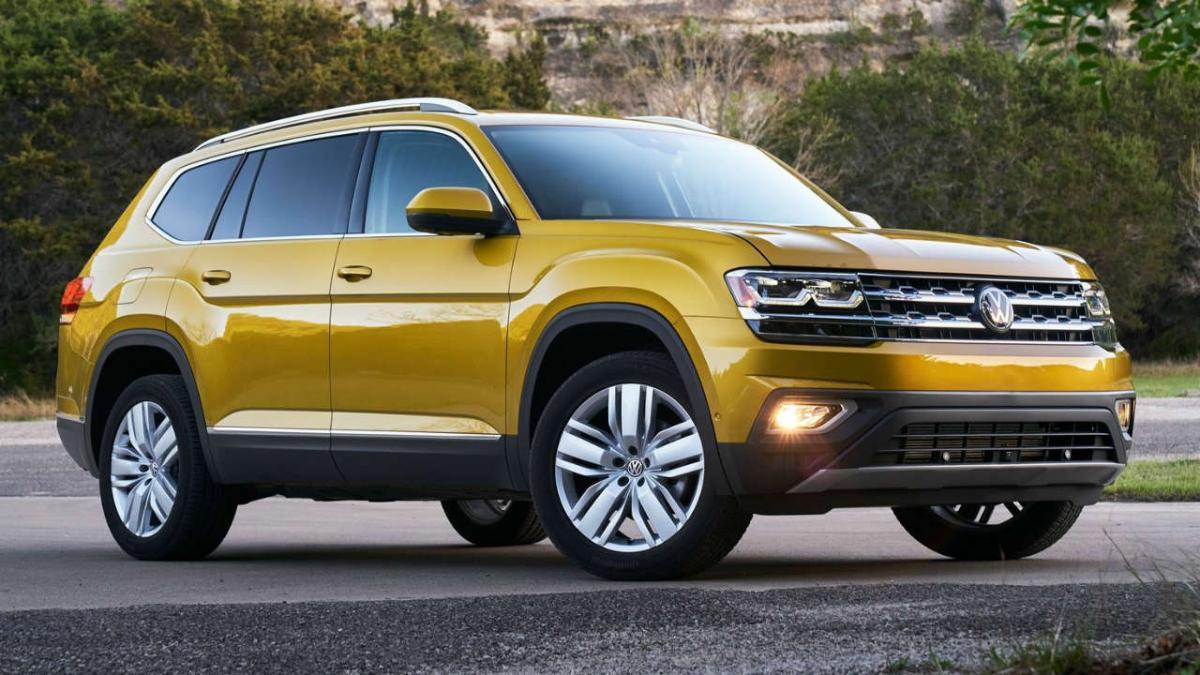 Opinión: ¿tendría cabida en Europa un coche como el Volkswagen Atlas?