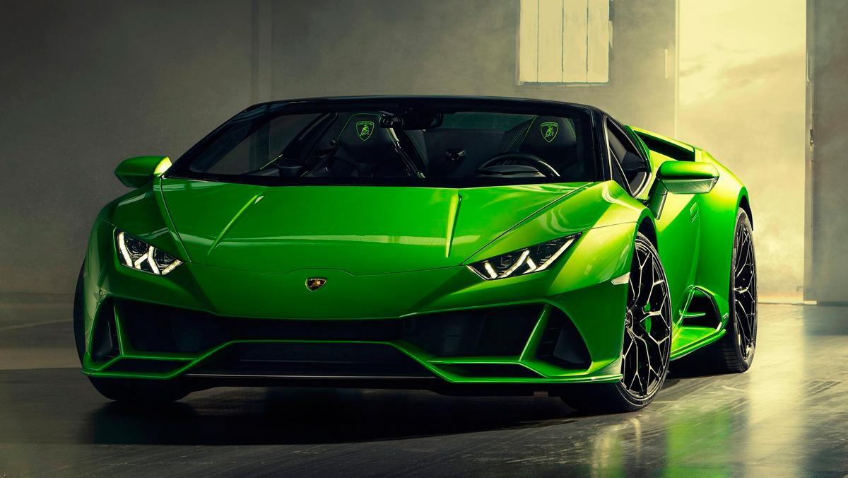 Hoy, este modelo de Lamborghini acaba de hacer historia