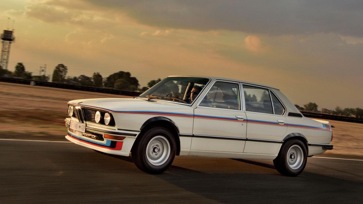 El BMW 530 MLE es el M5 de antes de que existiera el M5