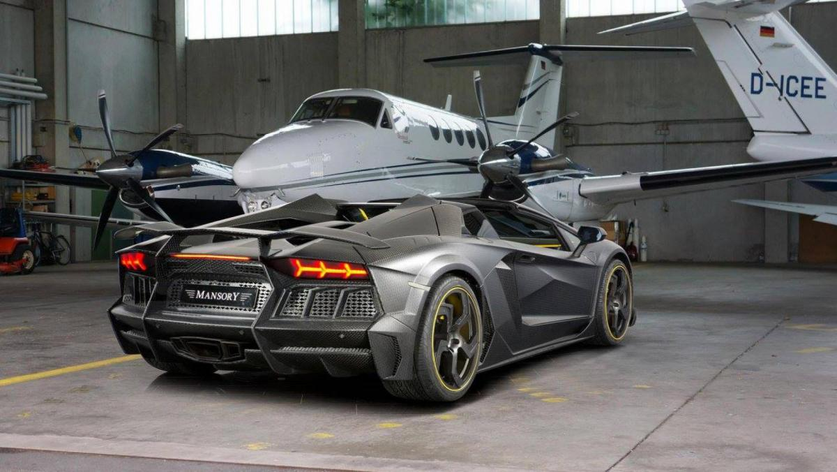 Las 5 preparaciones más locas de Lamborghini. ¡Qué bestias!