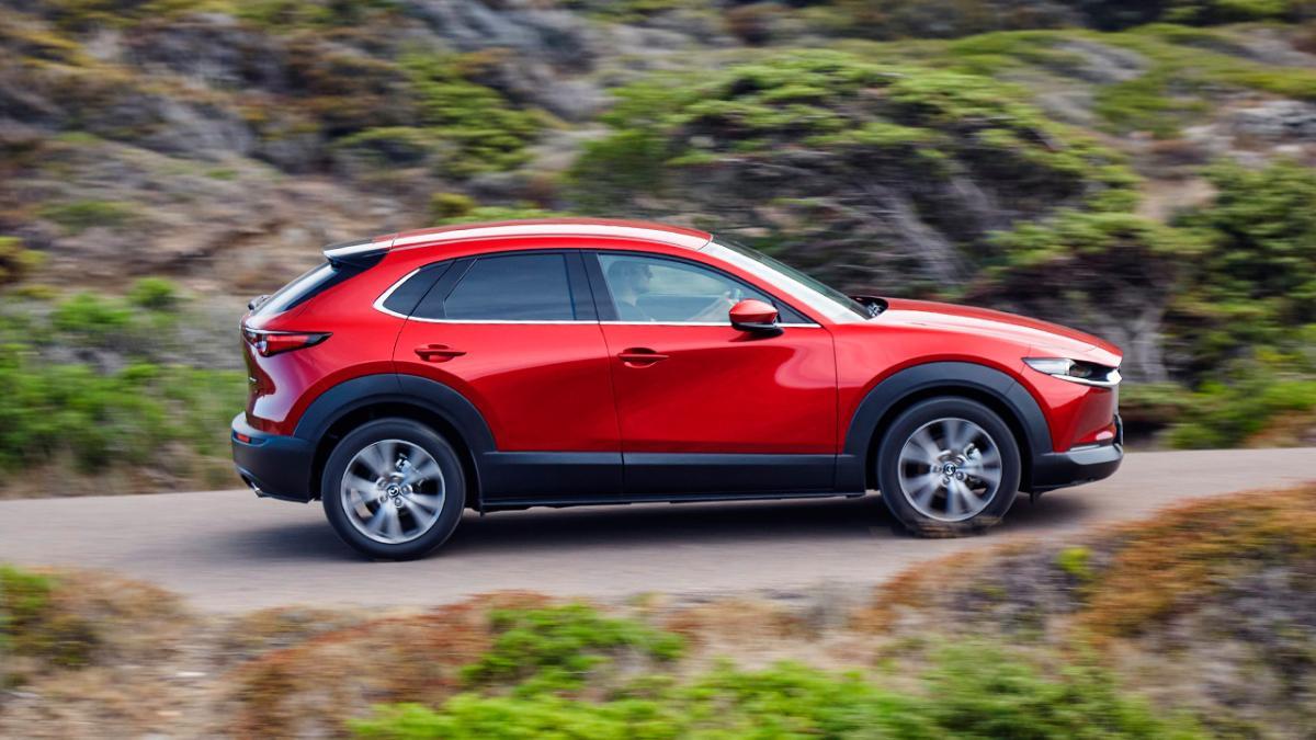 Los coches eléctricos de Mazda y su loca solución con motor rotativo