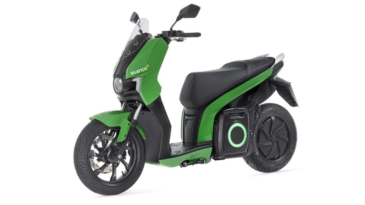 ¡Seat va a vender motos eléctricas!