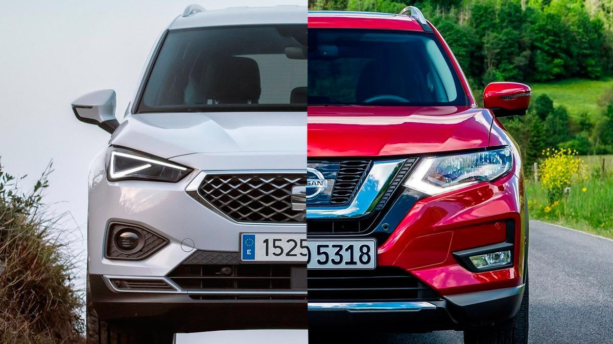 Seat Tarraco o Nissan X-Trail: ¿cuál es más recomendable?