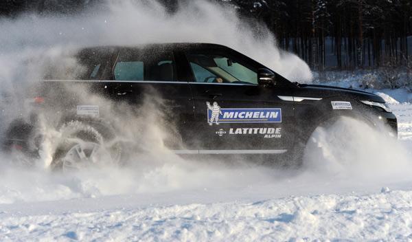 neumáticos de invierno michelín SUV
