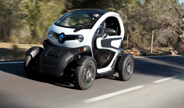 Renault Twizy frontal