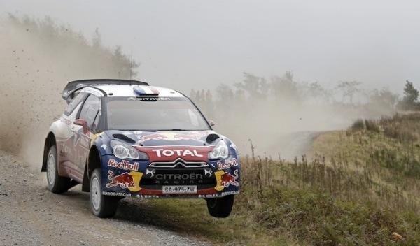Descubre el calendario del WRC 2013