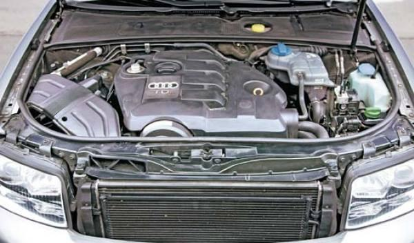 motor coche usado
