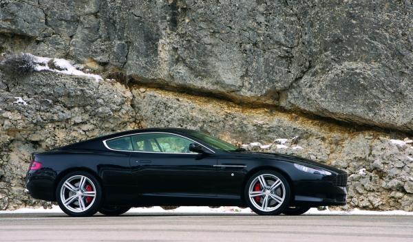 Aston Martin DB9 Jeremy Clarkson