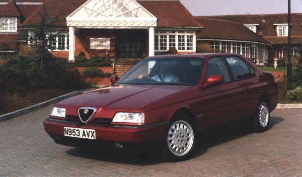 Alfa Romeo 164 Jeremy Clarkson