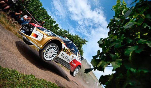 Rally Alemania 2013: Dani Sordo gana su primer rally WRC