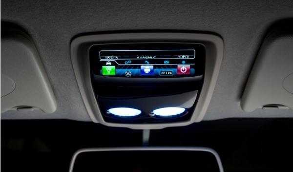 Nissan e-NV200 Detalle