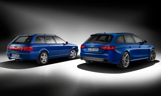 Audi RS 4 Avant Nogaro selection, homenaje al Audi RS2