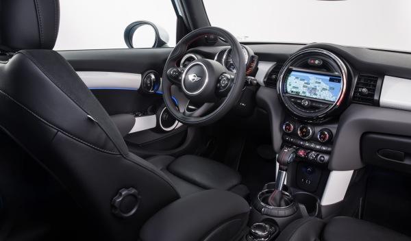 Mini 5 puertas interior