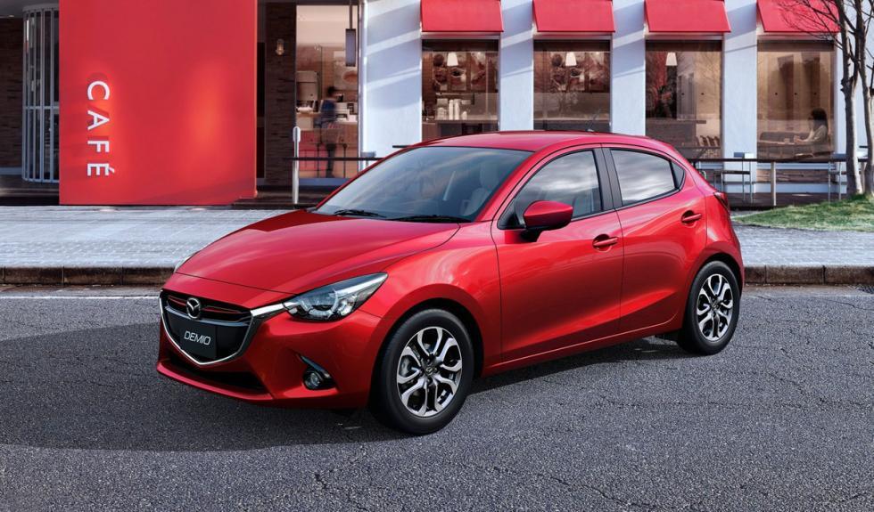 Mazda2 2014 delantera