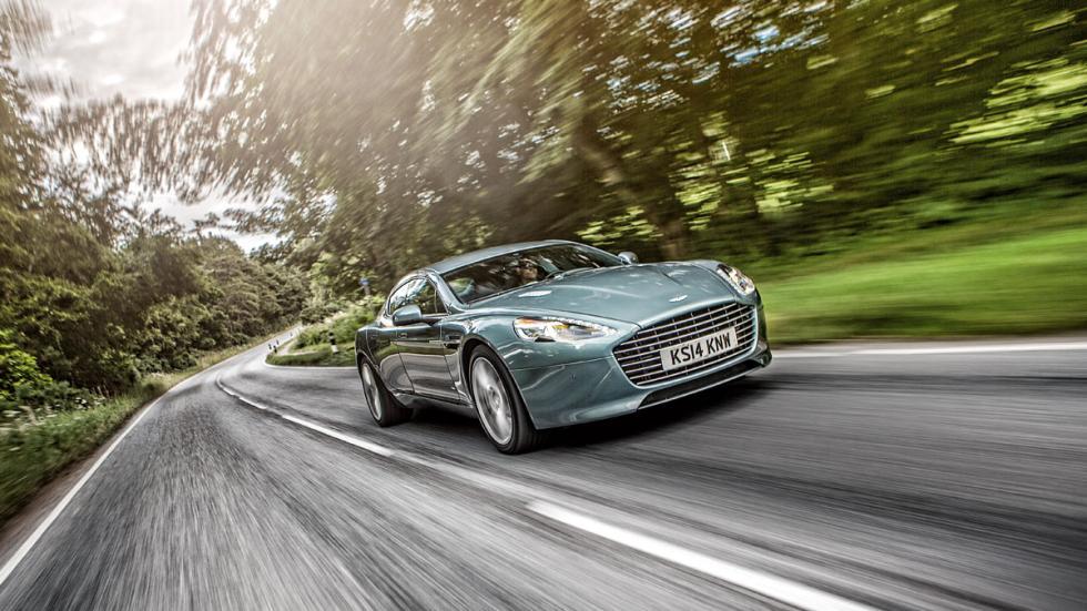 Aston Martin Rapide S frontal