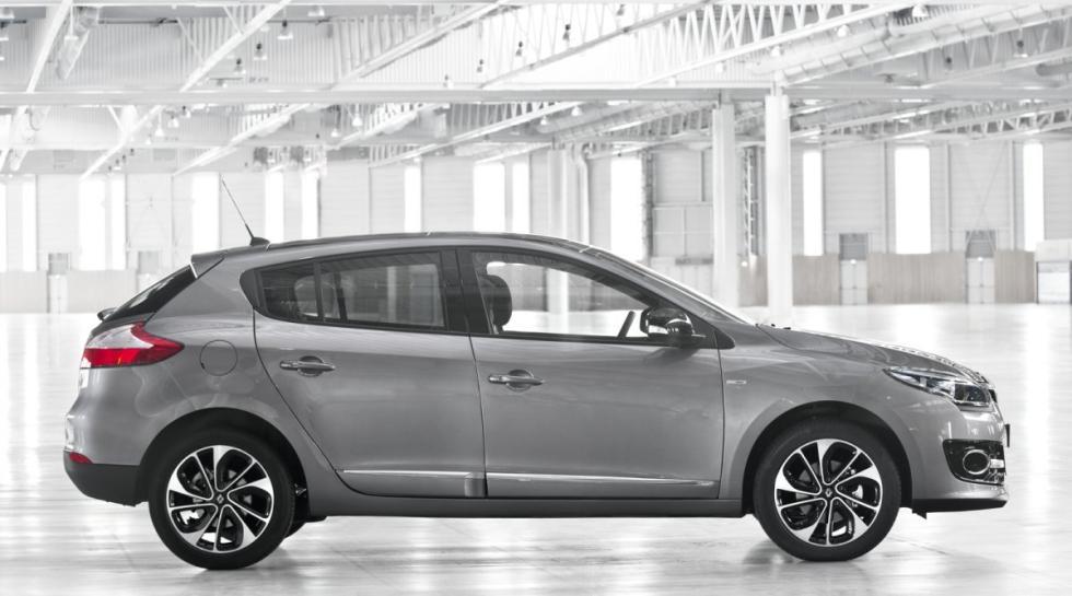 Renault Mégane lateral
