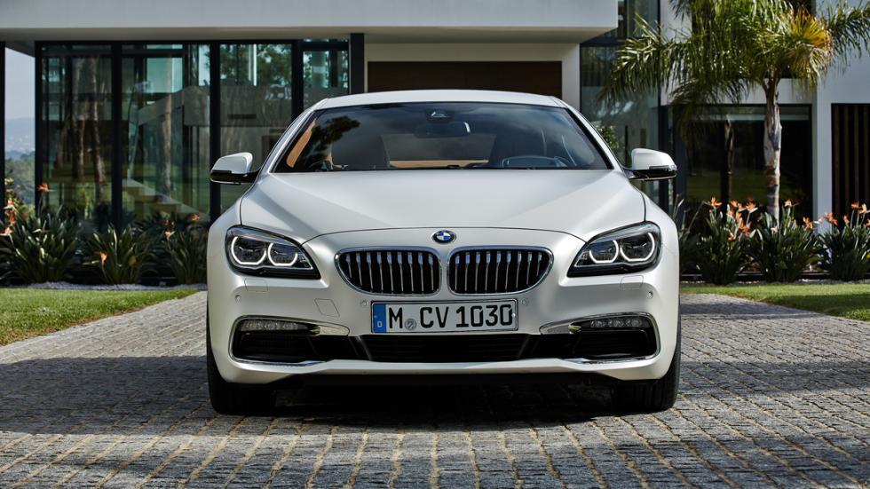 BMW Serie 6 Gran Coupé 2015 delantera