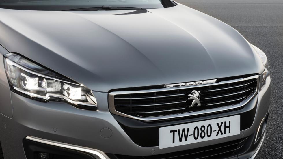 Logo del nuevo Peugeot 508