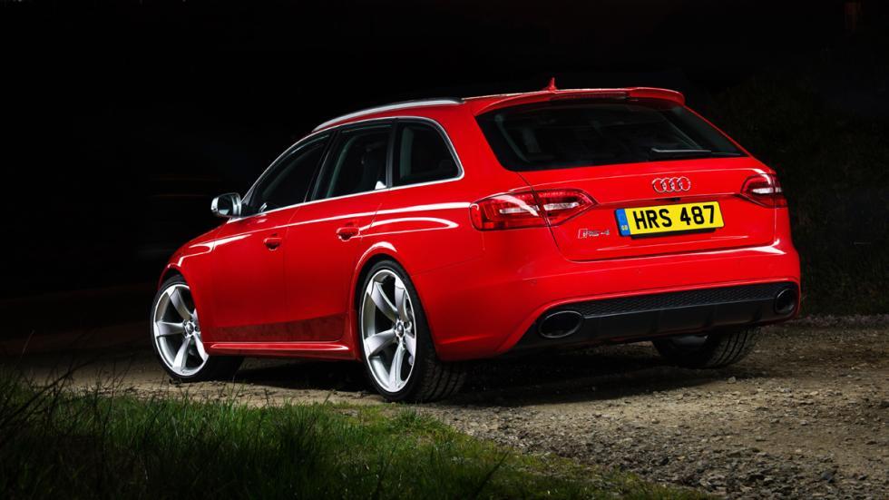 mejores familiares deportivos Audi RS4 Avant