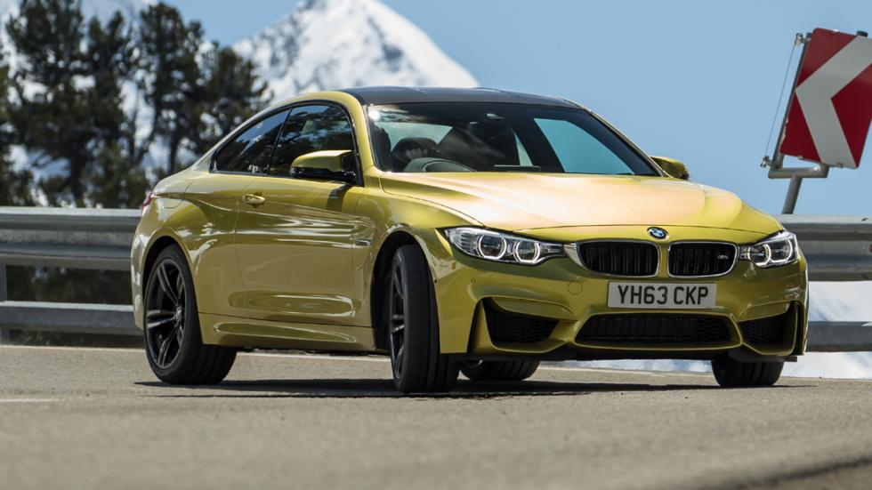 coches para hacer drift BMW M4 Coupé
