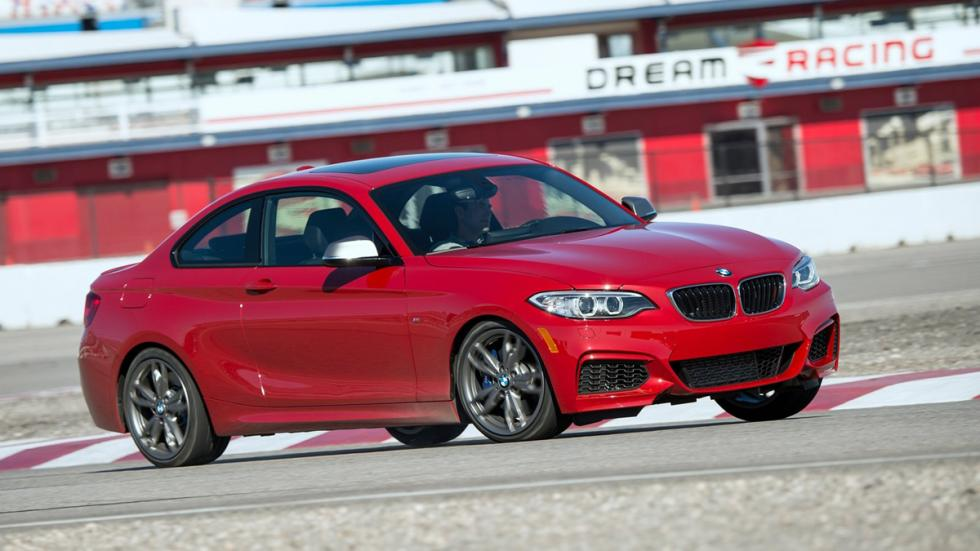 coches para hacer drift BMW M235i