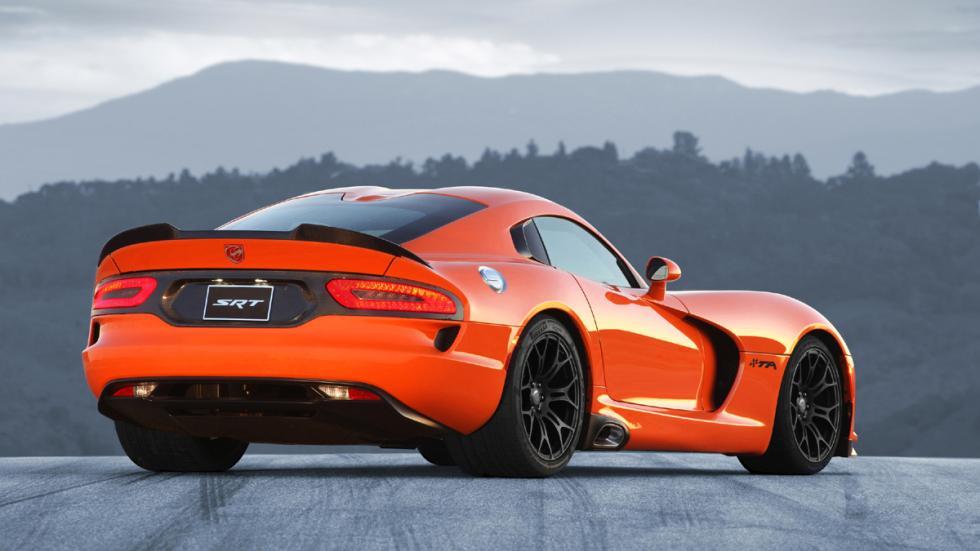 coches para hacer drift Dodge Viper